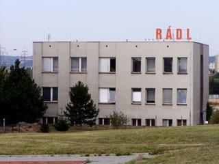 sídlo Rádl
