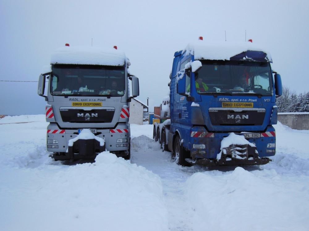 Zimní přestávka v Bělorusku